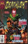 Deathlok #4 comic books - cover scans photos Deathlok #4 comic books - covers, picture gallery