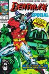 Deathlok Special #1 comic books - cover scans photos Deathlok Special #1 comic books - covers, picture gallery