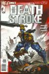 Deathstroke comic books