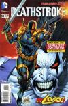 Deathstroke #10 comic books for sale