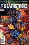 Deathstroke #13 comic books for sale