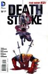 Deathstroke #18 comic books for sale