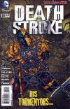 Deathstroke #19 comic books for sale