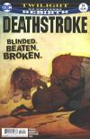 Deathstroke #14 comic books for sale