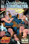Deathstroke: The Terminator #22 Comic Books - Covers, Scans, Photos  in Deathstroke: The Terminator Comic Books - Covers, Scans, Gallery