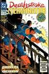 Deathstroke: The Terminator #27 comic books - cover scans photos Deathstroke: The Terminator #27 comic books - covers, picture gallery