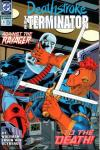 Deathstroke: The Terminator #4 Comic Books - Covers, Scans, Photos  in Deathstroke: The Terminator Comic Books - Covers, Scans, Gallery