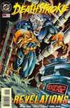 Deathstroke: The Terminator #50 comic books - cover scans photos Deathstroke: The Terminator #50 comic books - covers, picture gallery