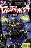 Deathwish #1 Comic Books - Covers, Scans, Photos  in Deathwish Comic Books - Covers, Scans, Gallery