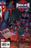 Decimation: The House of M - The Day After #1 comic books for sale
