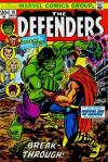 Defenders #10 comic books for sale