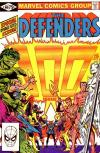 Defenders #100 comic books - cover scans photos Defenders #100 comic books - covers, picture gallery