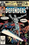 Defenders #101 comic books - cover scans photos Defenders #101 comic books - covers, picture gallery