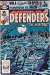Defenders #103 comic books - cover scans photos Defenders #103 comic books - covers, picture gallery