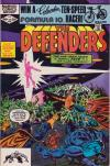 Defenders #104 comic books for sale