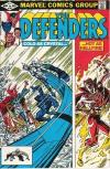 Defenders #105 comic books for sale