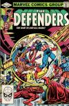 Defenders #106 Comic Books - Covers, Scans, Photos  in Defenders Comic Books - Covers, Scans, Gallery
