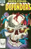 Defenders #107 comic books for sale