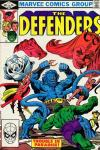 Defenders #108 comic books for sale