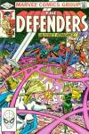 Defenders #109 comic books - cover scans photos Defenders #109 comic books - covers, picture gallery