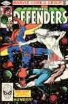 Defenders #110 comic books - cover scans photos Defenders #110 comic books - covers, picture gallery