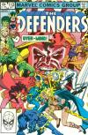 Defenders #112 comic books for sale