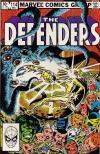 Defenders #114 comic books - cover scans photos Defenders #114 comic books - covers, picture gallery