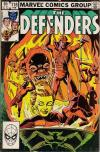 Defenders #116 comic books - cover scans photos Defenders #116 comic books - covers, picture gallery