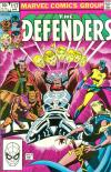 Defenders #117 comic books - cover scans photos Defenders #117 comic books - covers, picture gallery