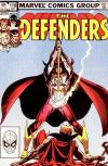 Defenders #118 comic books for sale
