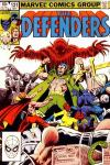 Defenders #121 comic books - cover scans photos Defenders #121 comic books - covers, picture gallery