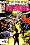 Defenders #122 comic books - cover scans photos Defenders #122 comic books - covers, picture gallery