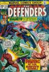 Defenders #15 Comic Books - Covers, Scans, Photos  in Defenders Comic Books - Covers, Scans, Gallery