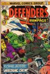 Defenders #18 comic books - cover scans photos Defenders #18 comic books - covers, picture gallery