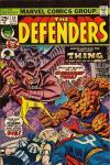 Defenders #20 comic books - cover scans photos Defenders #20 comic books - covers, picture gallery