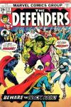 Defenders #21 comic books for sale