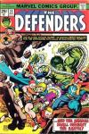 Defenders #23 comic books - cover scans photos Defenders #23 comic books - covers, picture gallery
