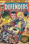 Defenders #26 comic books for sale
