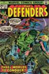 Defenders #27 comic books for sale
