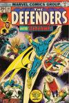 Defenders #28 comic books for sale