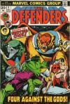 Defenders #3 comic books for sale