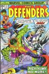 Defenders #31 comic books for sale