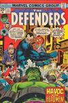Defenders #33 comic books for sale