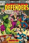 Defenders #34 comic books for sale