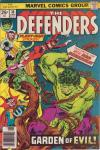 Defenders #36 comic books for sale