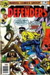 Defenders #37 comic books for sale
