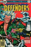 Defenders #38 comic books for sale