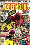 Defenders #40 comic books - cover scans photos Defenders #40 comic books - covers, picture gallery