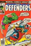 Defenders #41 comic books for sale