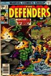 Defenders #42 comic books - cover scans photos Defenders #42 comic books - covers, picture gallery